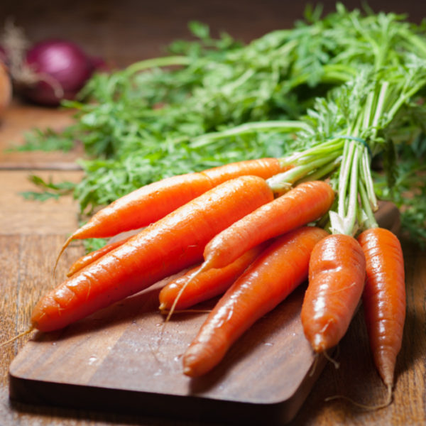 carrot local variety